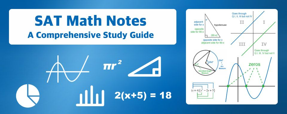 SAT Math Notes - E Math Academy
